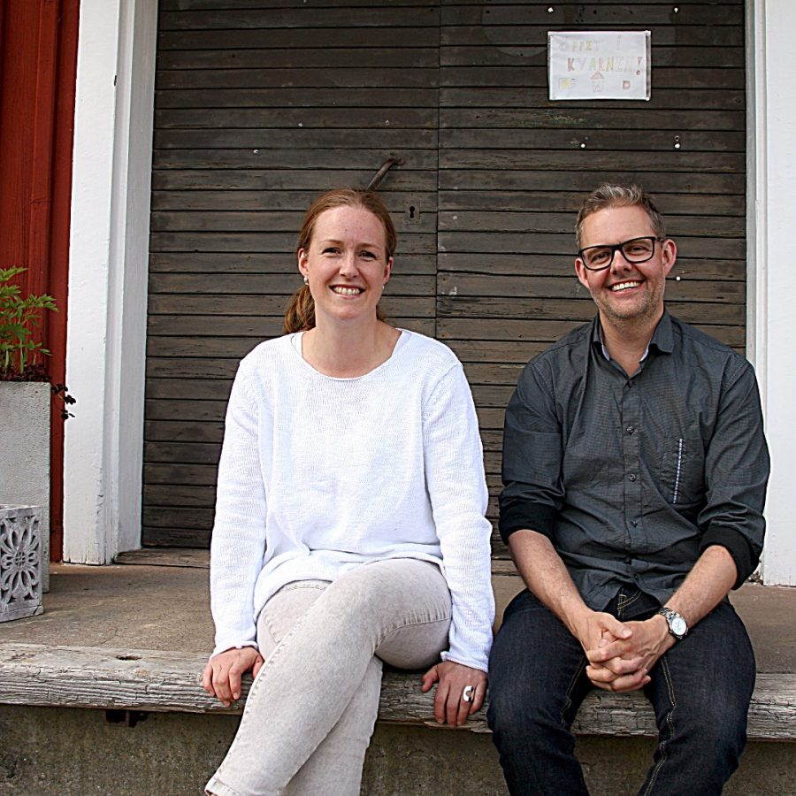 Therese och Claes Rostedt